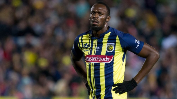 Usain Bolt Quits Football, Joins Rugby