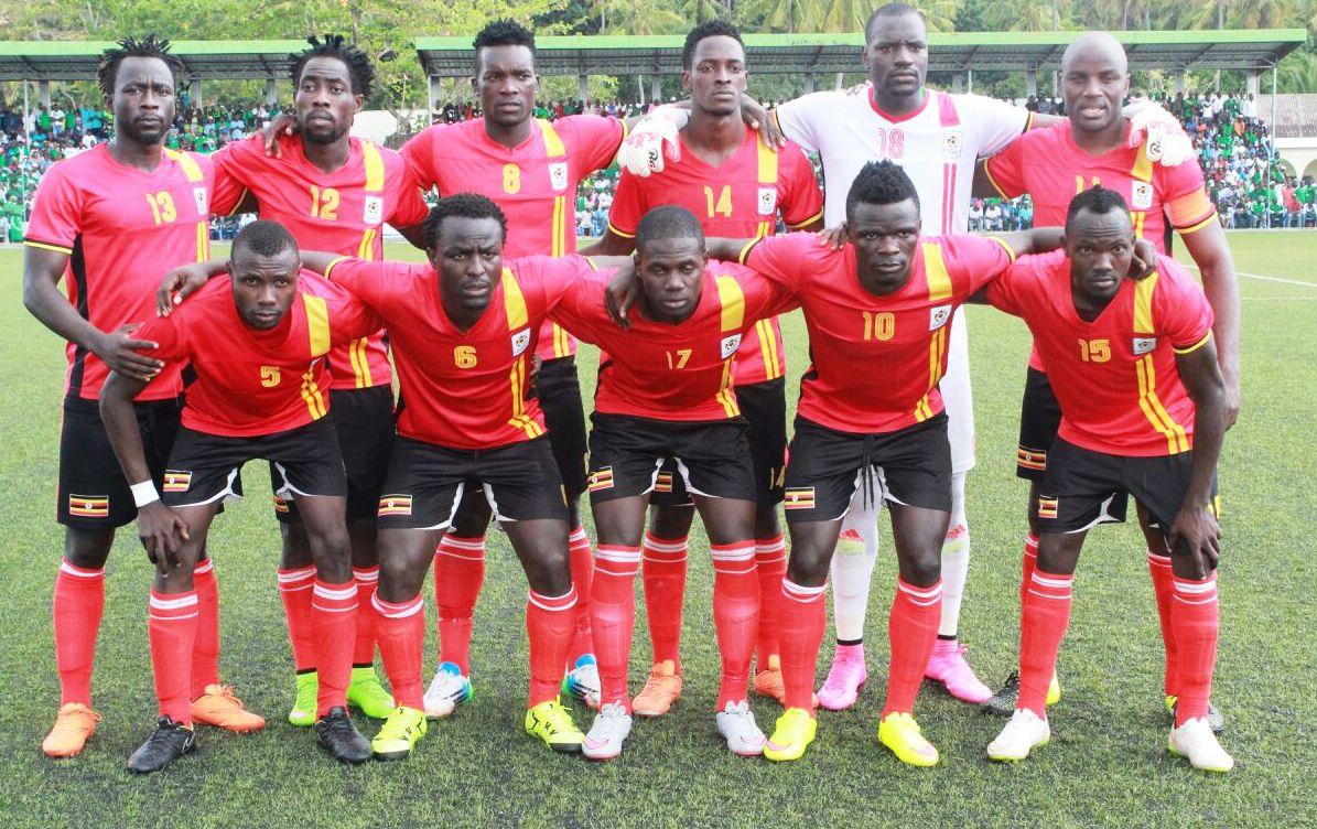 Uganda Name 30-Man Squad To Face Eagles in Asaba