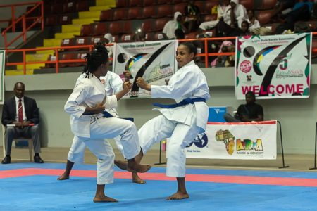 Federation assures Nigeria's Best selected for Karate World Championship