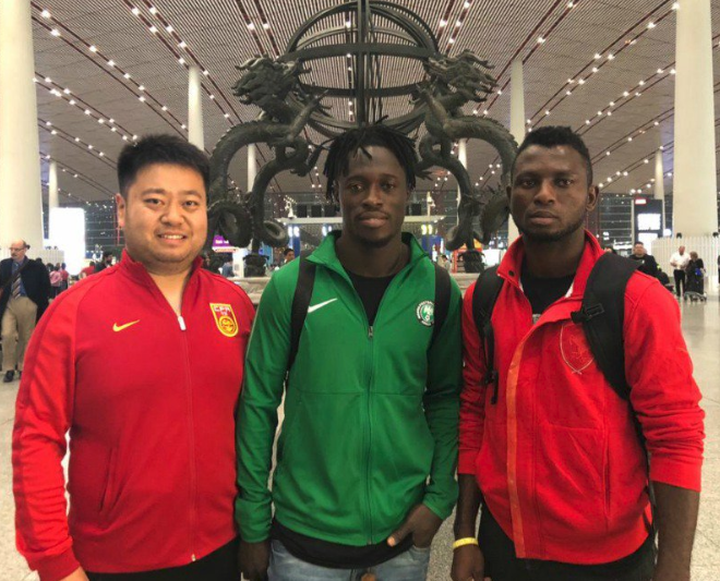 Lokosa certain to Pen Heilongjiang Lava Spring FC deal