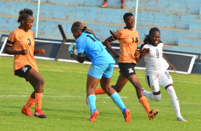 2018 AWCON: She-polopolo sends Super Falcons warning with win over Ghana
