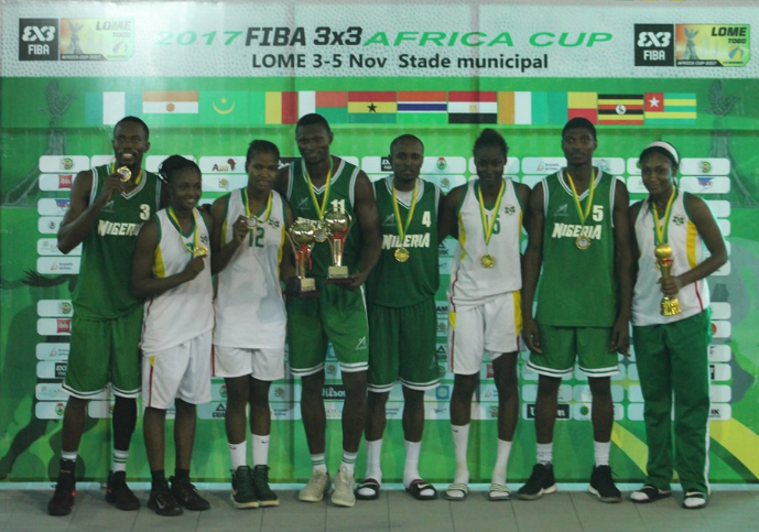 FIBA 3×3 Africa Cup: Nigeria Playing to win – Acha