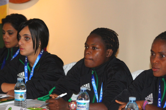 CAF Picks Nigerian Referees for 2018 AWCON