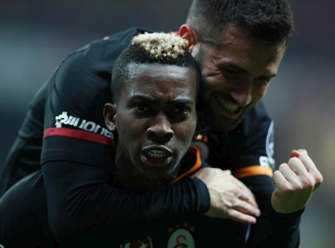 Onyekuru ends 10-game goal drought with a Brace against Kayserispor