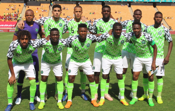 Draw Just Like Victory! Rohr Celebrates Nigeria's return to AFCON
