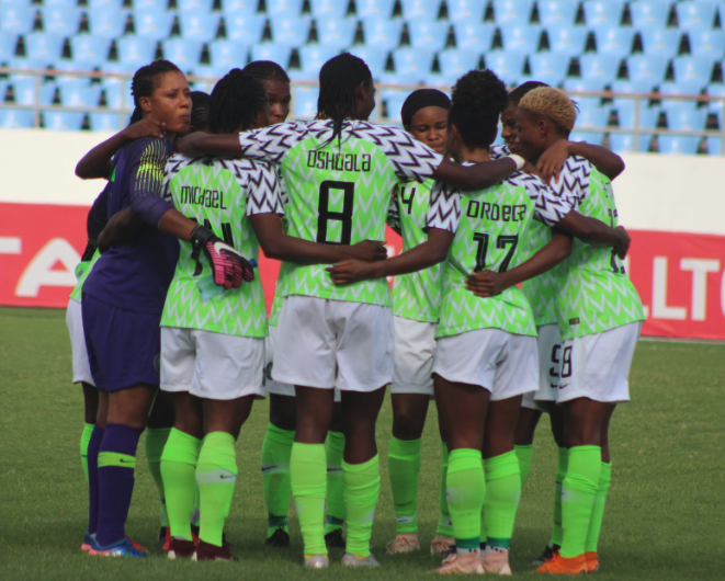 2019 FIFA W/World Cup: Falcons to open camp in January – NFF
