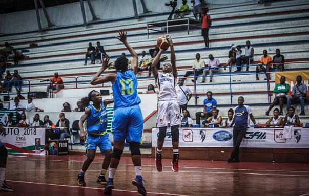FIBAACCW: Angolan team still the Biggest Threat – Akaraiwe