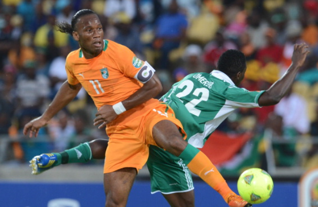 Omeruo reminds Drogba of 2013 as he pays Tribute to 'True Legend'