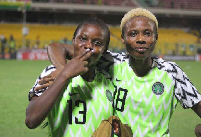 Super Falcons star Halimatu Ayinde warns Bayana Bayana ahead AWCON Finals