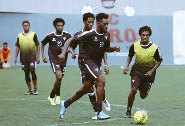 Omere dreams Premier League move