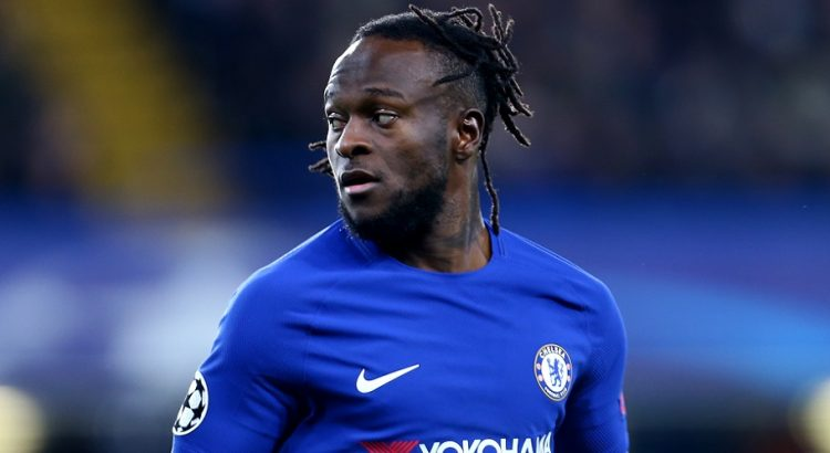Chinese League Champions Shanghai SIPG joins race to sign Victor Moses