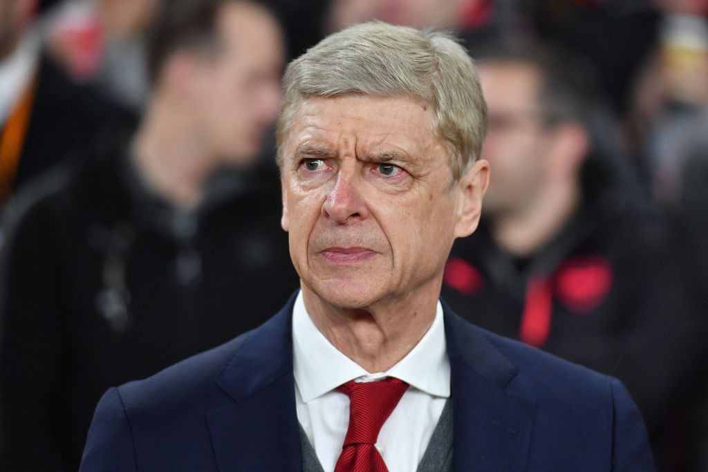 Ex-Arsenal Manager Arsène Wenger Is Set To Join FIFA