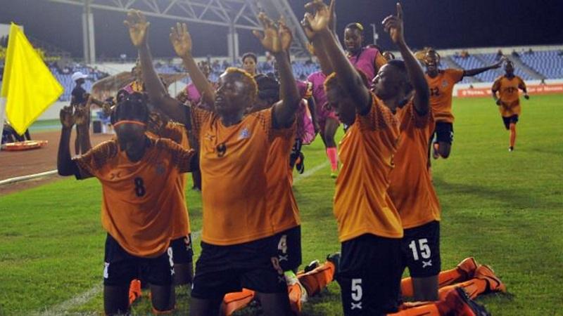 Zambia thrash Equatorial Guinea 5-0 to go top of Falcons' Group B