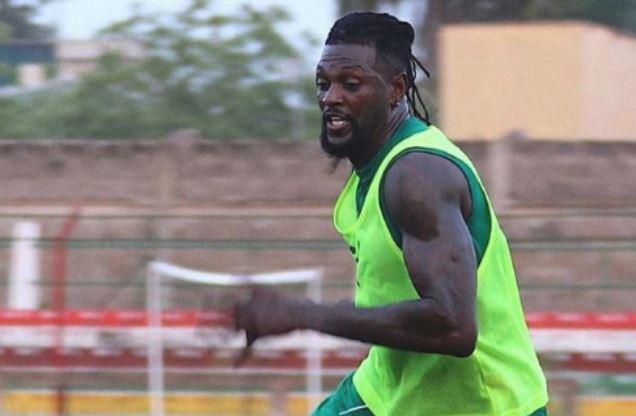 Adebayor, 34, returns to inspire Togo in AFCON qualifier vs Algeria