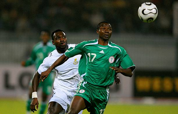 Former Eagles striker charges Nigeria home-based players on hardwork
