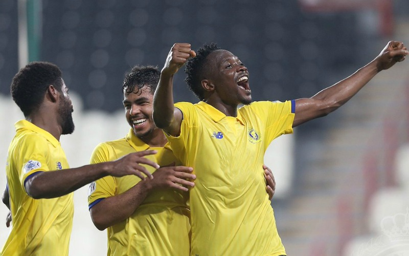 Ahmed Musa, Al Nassr March on to R16 of King Cup