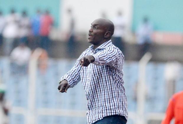 El-Kanemi Unveils New technical adviser Mohammed Baba-Ganaru