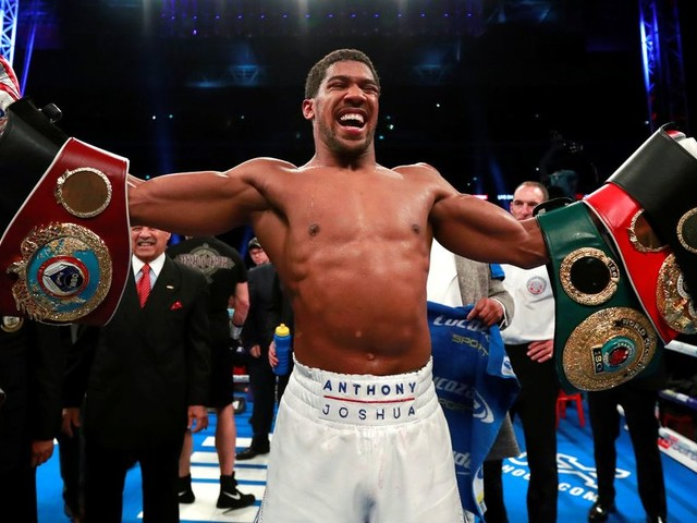 Joshua turned down $80 million to face Deontay Wilder
