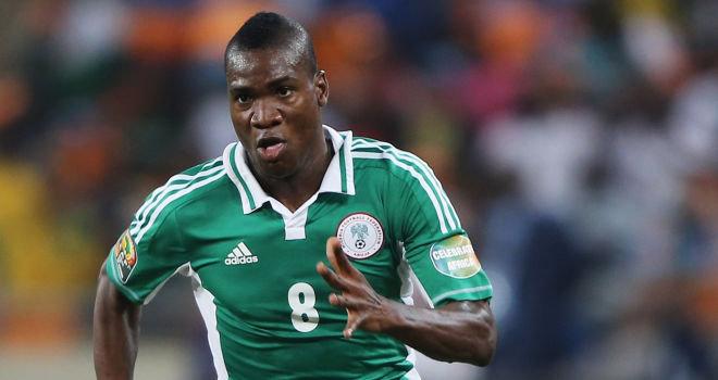 I want to play for Nigeria again, Ideye tells Rohr