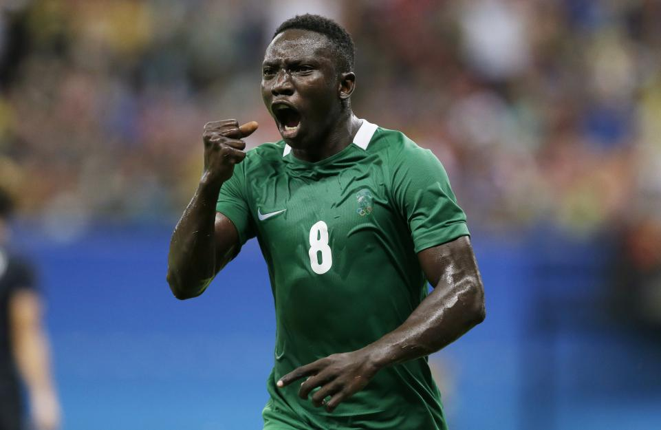 Etebo, Akpeyi land in Lagos, to join Super Eagles Asaba camp on Tuesday
