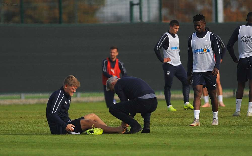 Good News! Samuel Kalu returns to full training with Bordeaux
