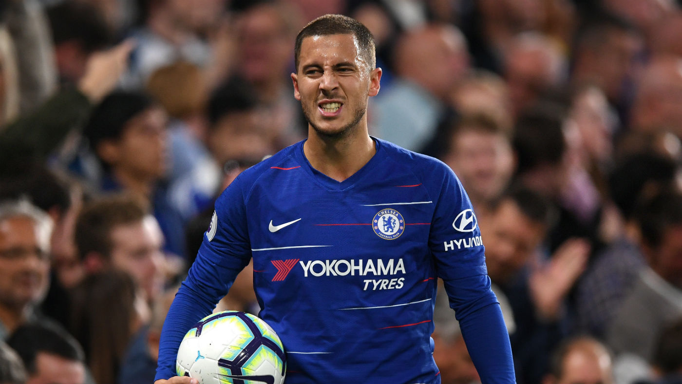 Real Madrid to launch Eden Hazard bid in January