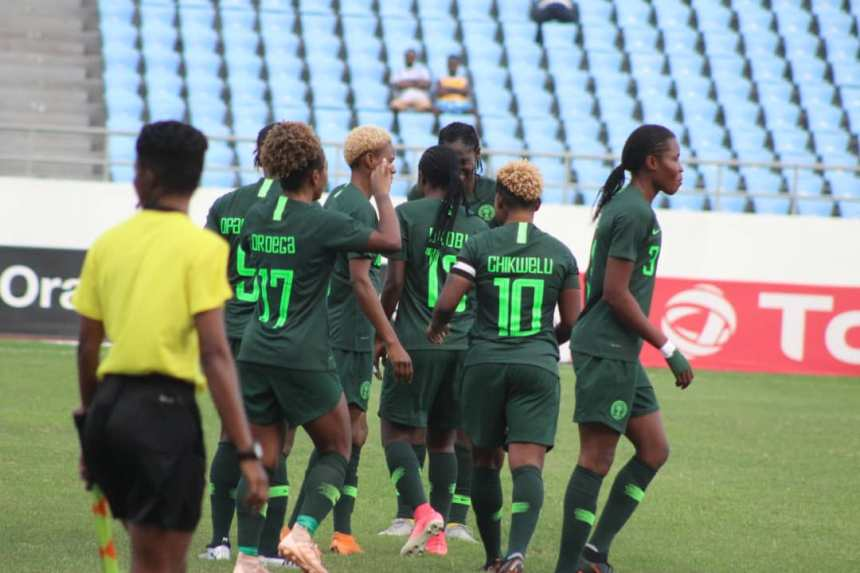 Cameroon 2-4 Nigeria: Super Falcons through to AWCON Finals