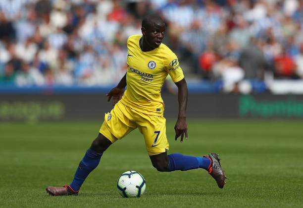 N'Golo Kante accepts terms, set to sign 'record' £300k per week Chelsea deal
