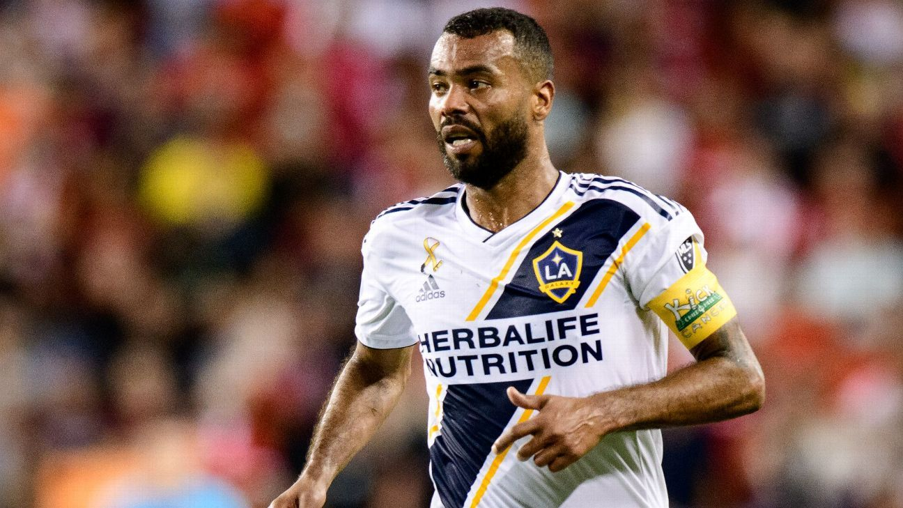 Cole released by LA Galaxy