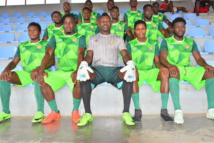 Kwara United sign 14 New players