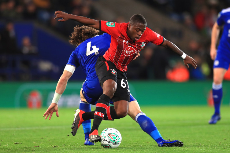 Obafemi Impresses on First Southampton start as they exit EFL Cup on penalties