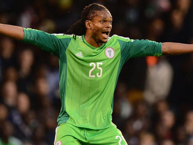 Former Eagles 2014 World Cup star Uchebo happy to play football again