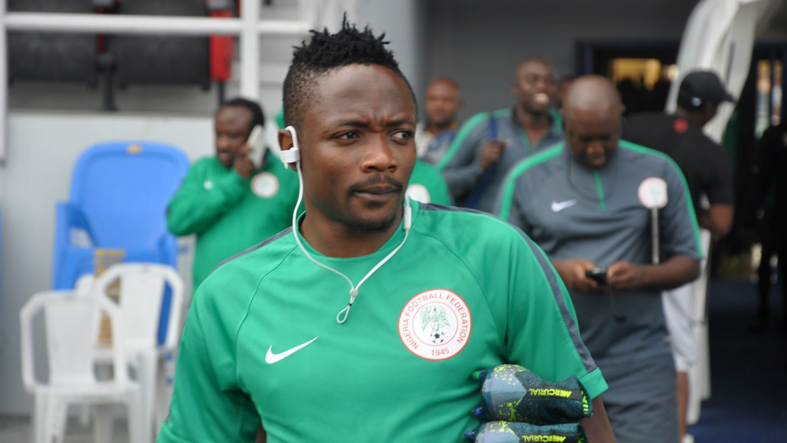 Superstitious Ahmed Musa believes He's Super Eagles Lucky Charm