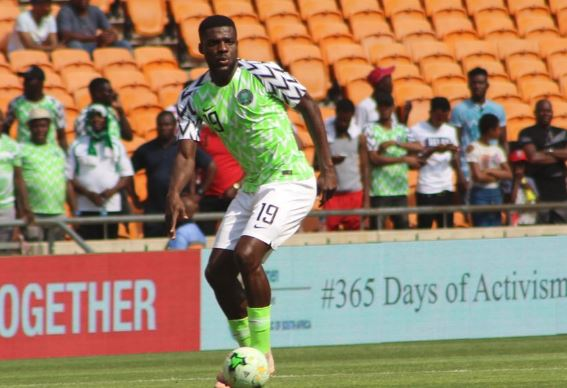 Nigera vs South Africa: Eagles completely focussed on edging out Bafana Bafana – Ogu