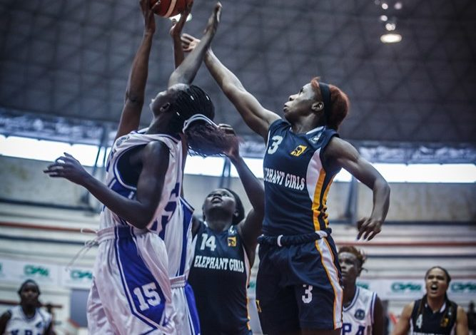Kida Backs Elephant girls to pick FIBA AWCC semifinal ticket