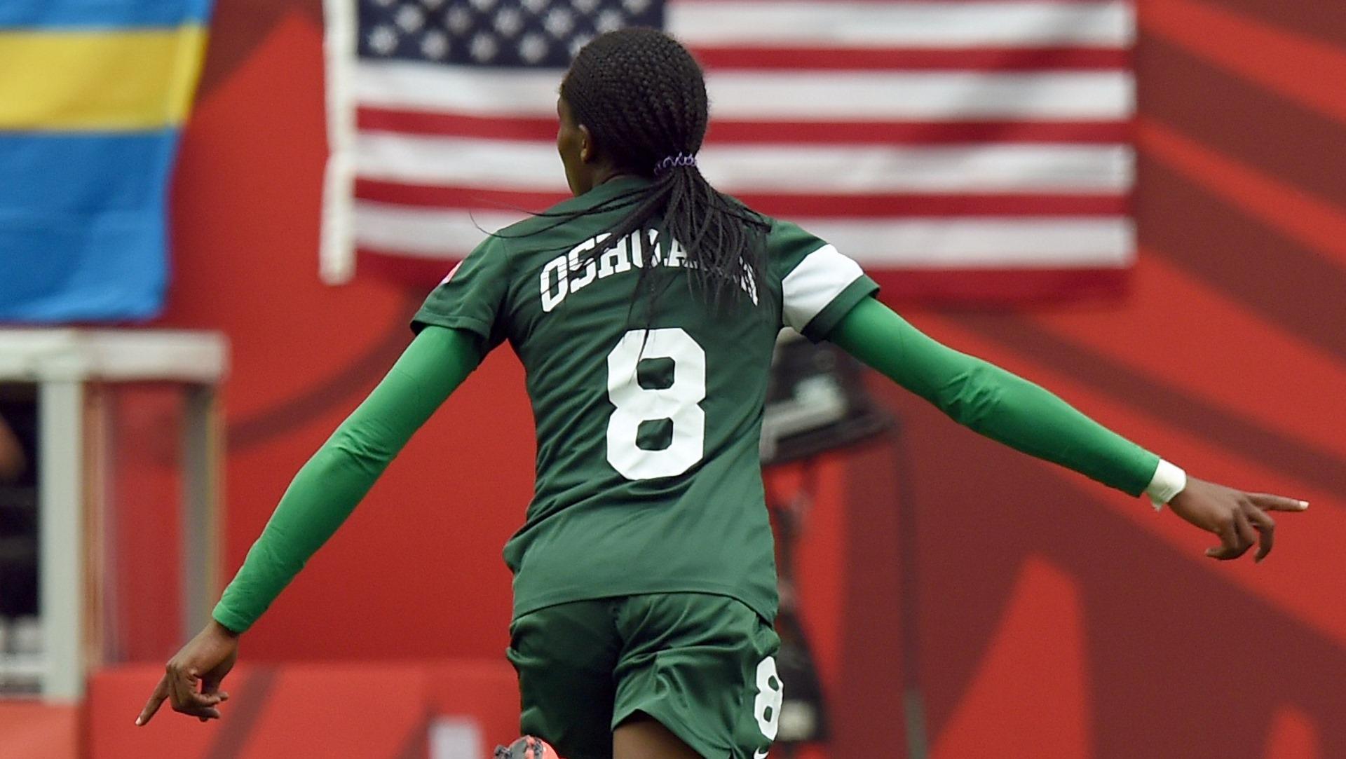 LIVE – Equatorial Guinea 0-6 Nigeria: Asisat Oshoala bags Hat-trick
