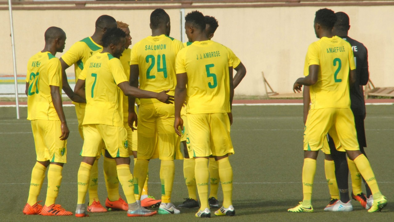 Plateau United not fully ready for CAF Champions League – Maikaba