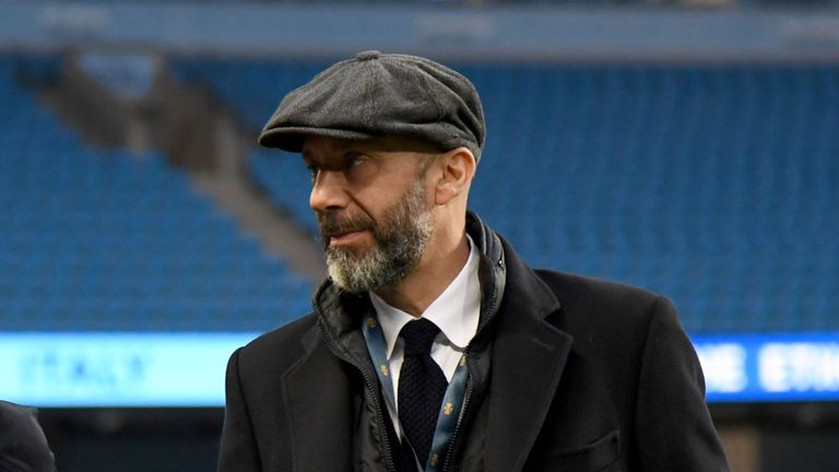 Former Italy striker Gianluca Vialli reveals cancer battle