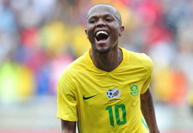 Thulani Serero returns to Bafana Bafana squad for Nigeria clash