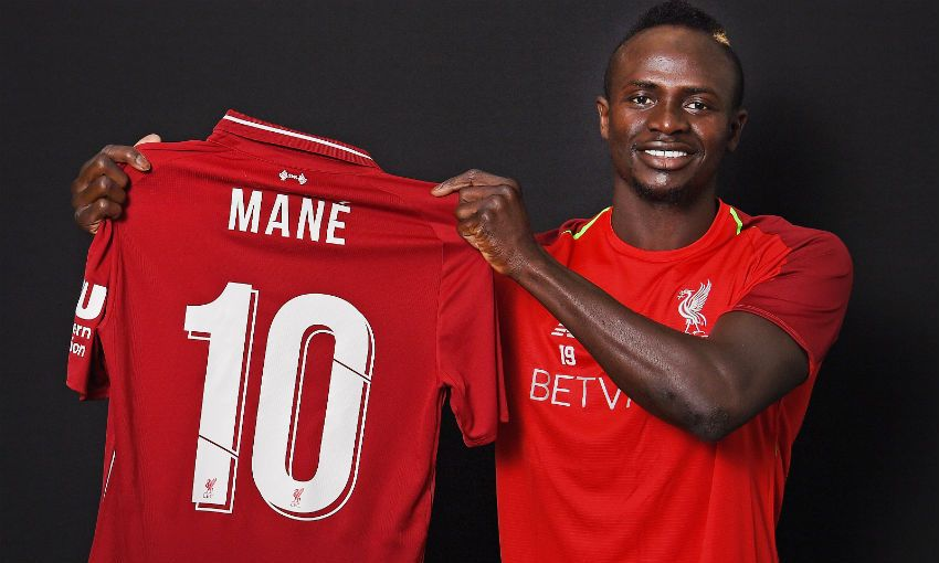 Sadio Mane signs new Liverpool long-term contract