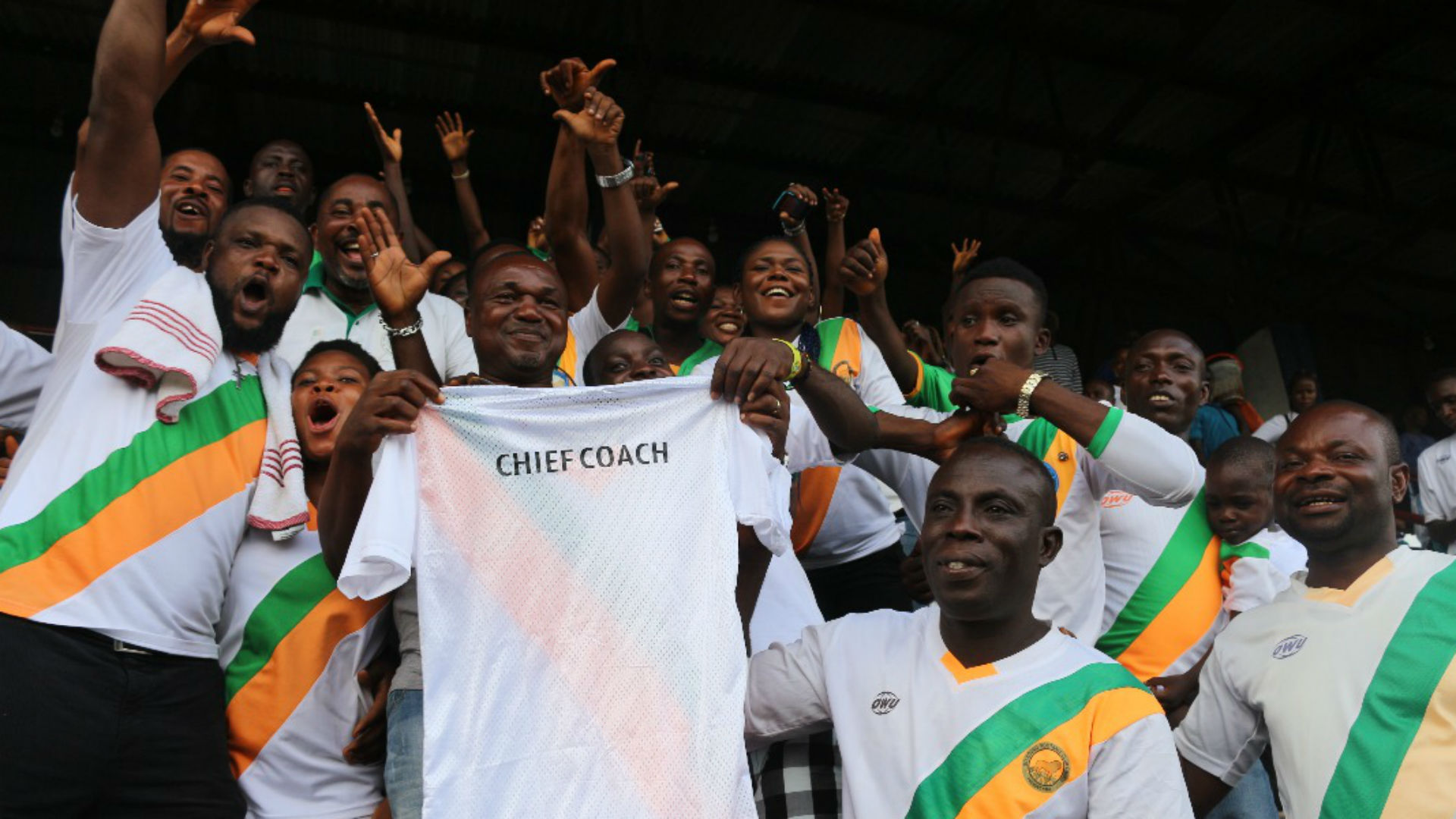 Newly appointed Go Round FC Boss Willie Udube promises to make team bigger