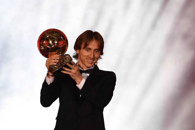 Luka Modric Wins Ballon d'Or, Ending Decade of Ronaldo and Messi Dominance