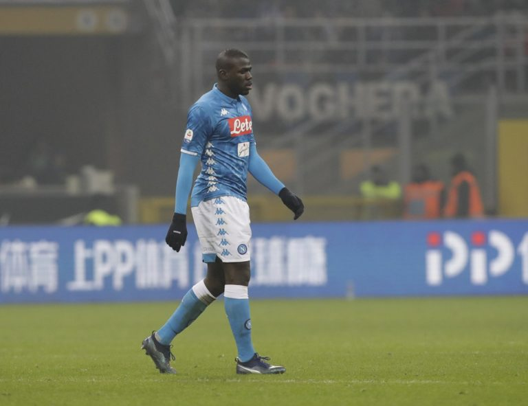Ronaldo speaks out on racism after chants aimed at Kalidou Koulibaly