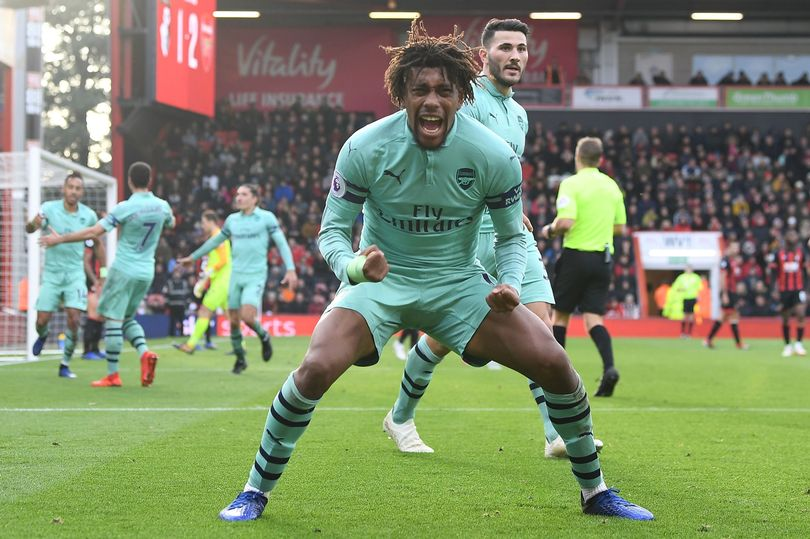 Arsenal's Alex Iwobi claims he nearly became a Celtic player