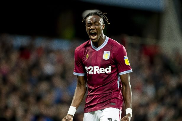 Tammy Abraham wins Championship Player of the Month Award