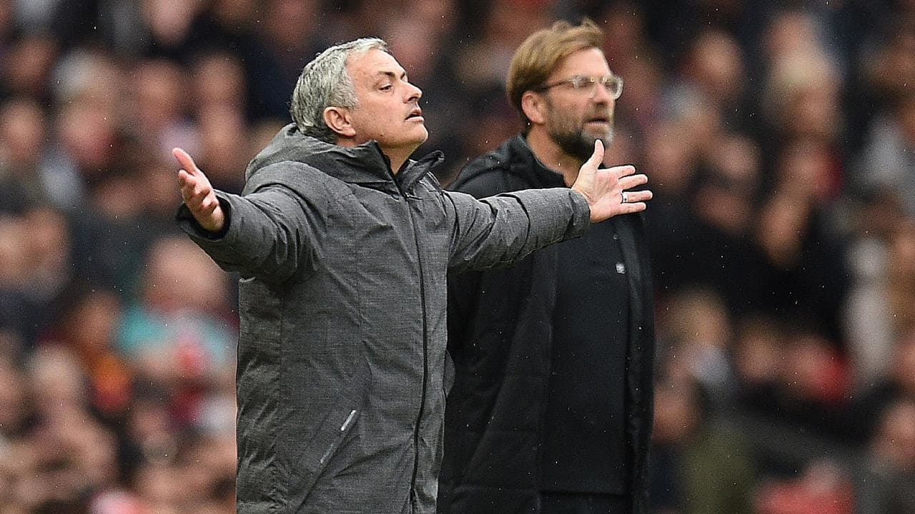 Jurgen Klopp defends Mourinho after Man Utd sacking