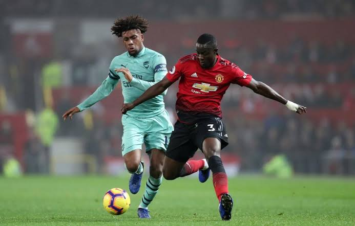 Iwobi unhappy with Arsenal's draw at Old Trafford