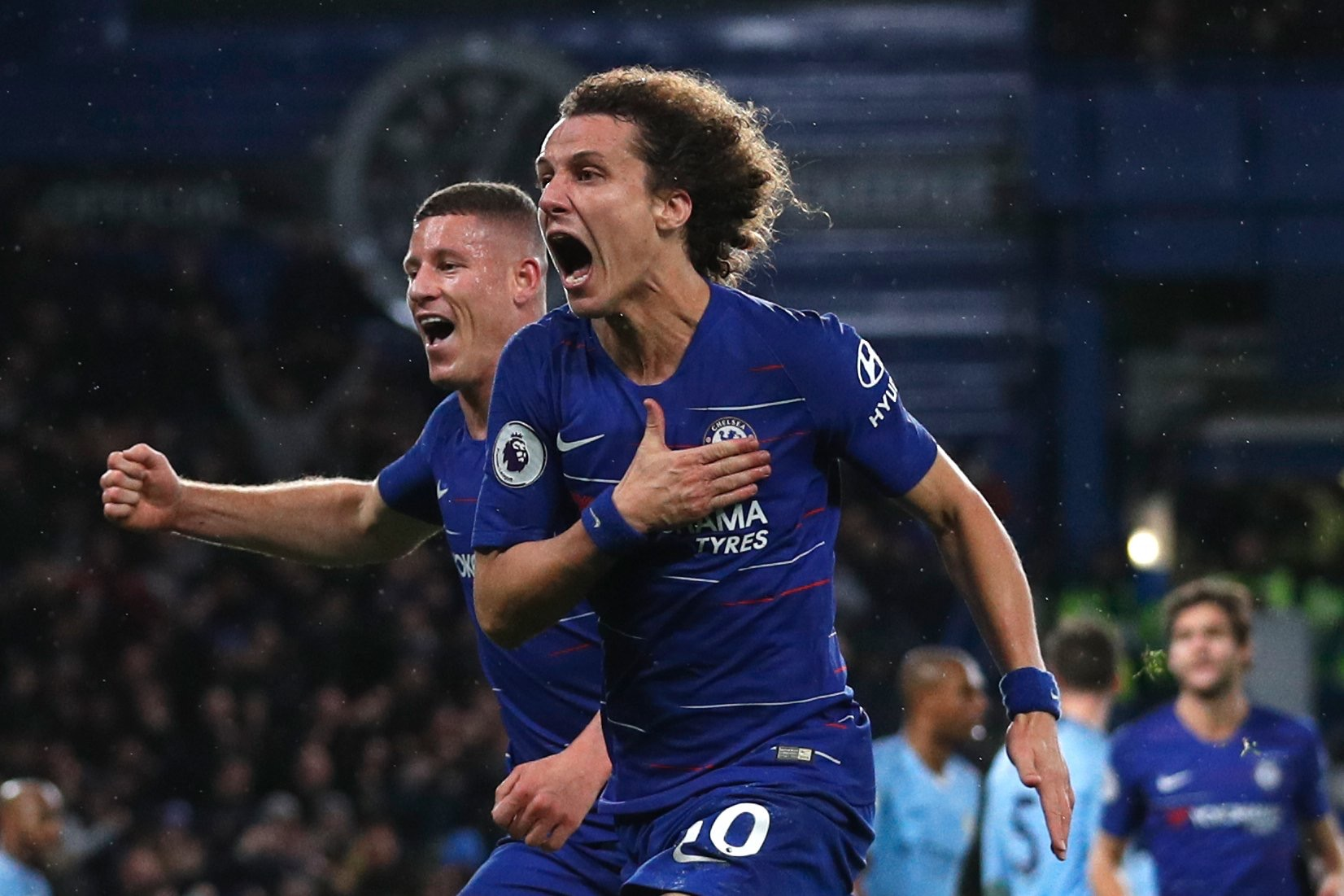 Chelsea hands Man City their first loss of the Premier League season