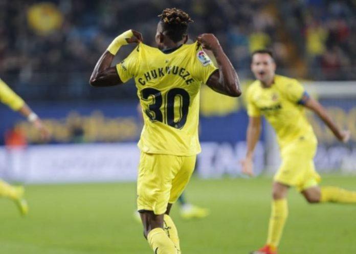 Samuel Kalu and Chukwueze's club performances excite Rohr
