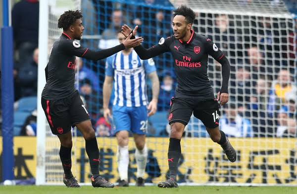 Iwobi and Balogun 'boxing day' clash ended in a draw